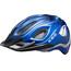 KED Certus Pro Helmet Metallic Blue Glossy Matt